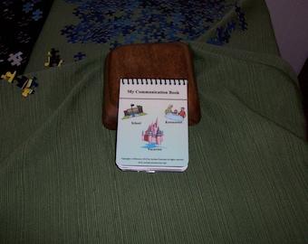 Mini Communication Autism Pecs Book