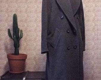 Cashmere/Wool oversize coat