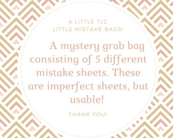 Little Mistakes Grab Bags
