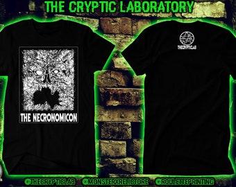 The Necronomicon - TCL Tshirt