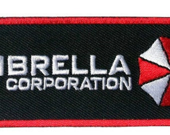 FREE SHIPPING *** ~ NEW ~ Umbrella Corporation Patch - Resident Evil