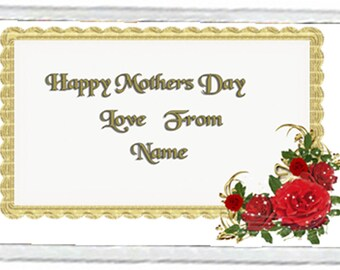 Mother's Day Acrylic Fridge Magnet Number 12