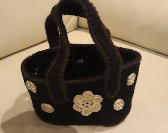 Knitted Handbag Olivia