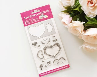 Clear Stamps Set 8