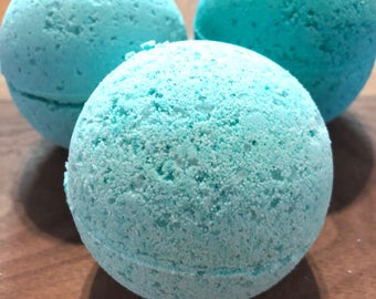 Bath Bomb  luxurious relaxing fizzy gift for women birthday baby shower bridal shower wedding