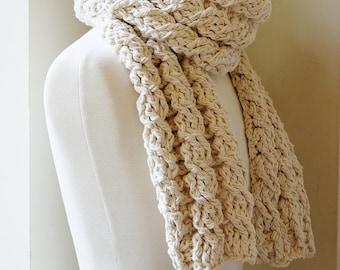 Crochet pattern scarf pattern crochet scarf shell scarf crochet crochet scarf pattern womens cabled scarf pattern crochet pattern crochet scarf pattern ladies scarf patterns crafts dt1010fo