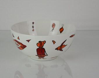 Porcelain bowl, Bestprice, decoration, storage bowl, candy Bowl, biscuit bowl