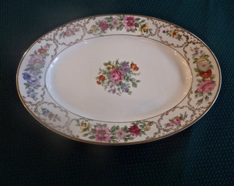 China, Rosenthal 1920s, The Dresden Pattern