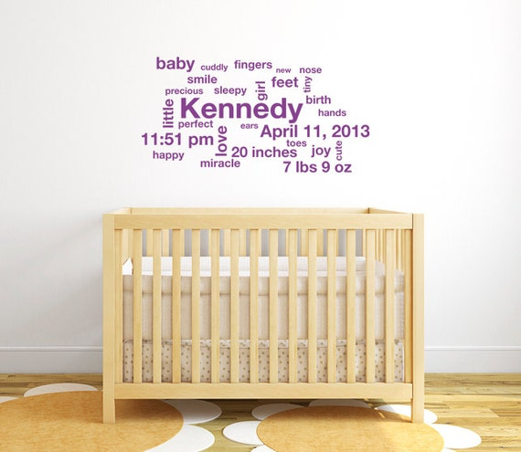 Fancy Baby Names Wall Art Gift - Wall Art Design - leftofcentrist.com