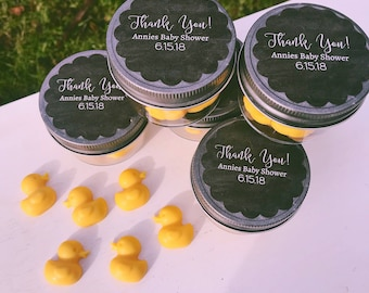 Baby Shower Favors/Soy Wax Melts/Ducks