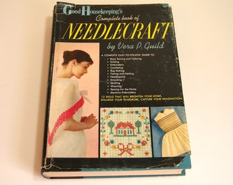 Good Housekeeping Complete Book Of Needlecraft 1959 Buch