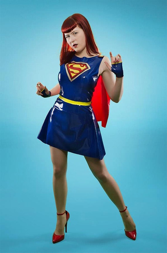 Awesome Supergirl Dressing Gown Gallery - Best Evening Gown ...