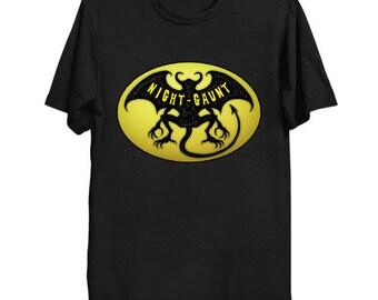Night-Gaunt - Cthulhu Shirt HP Lovecraft T-Shirt Cthulhu Tee Call of Cthulhu Great Old One Shirt