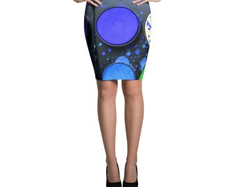 Colors for art creation - Pencil Skirt