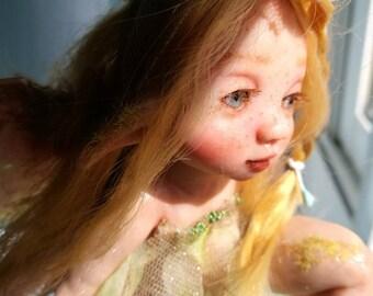Naiad, water fairy