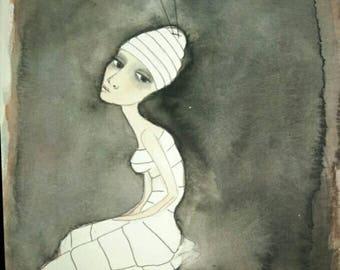 Watercolour - Reception - 10x14