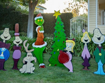 Whoville Characters