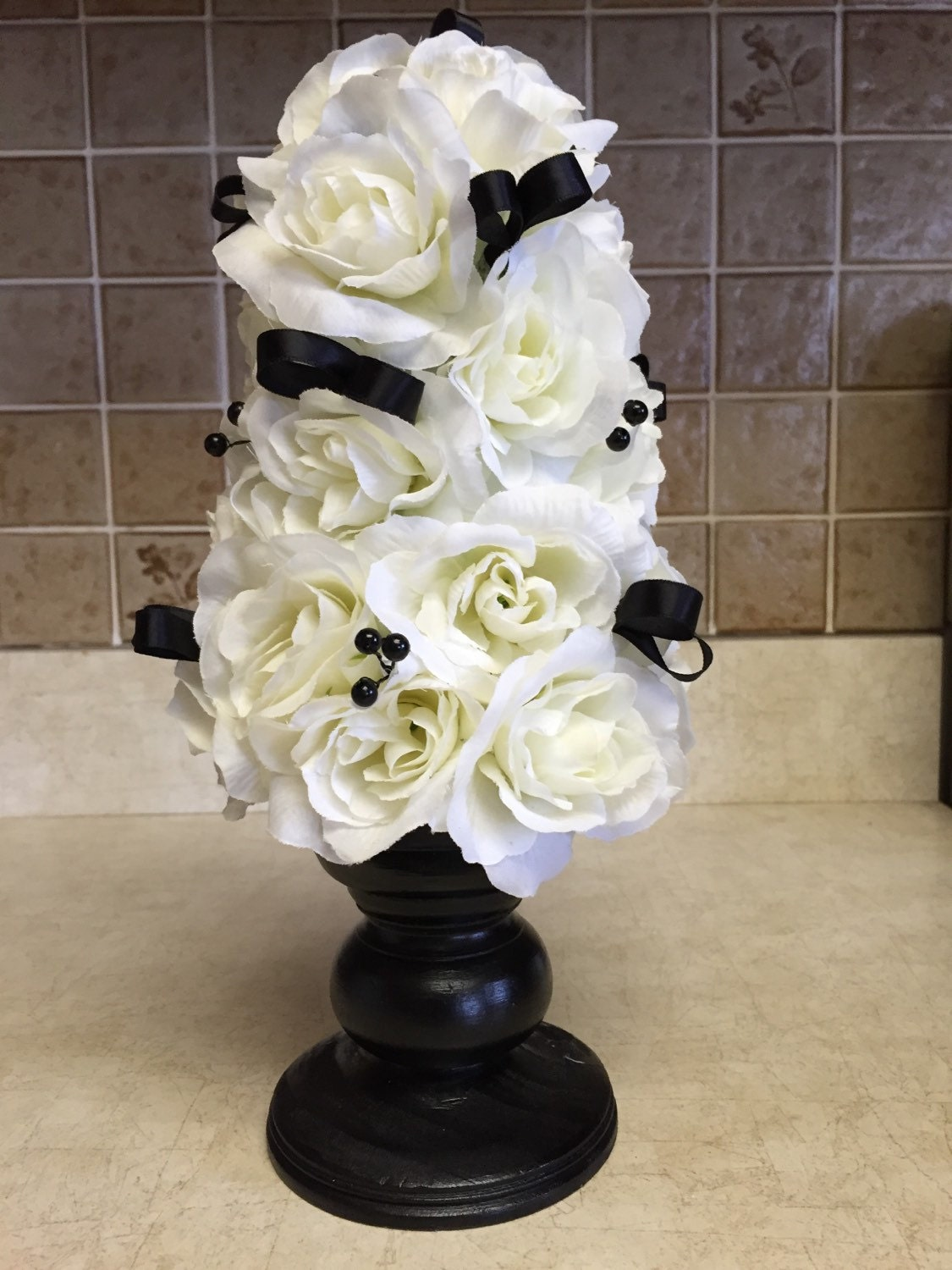 Small Wedding Tree. Wedding Tree. Wedding Topiary. Wedding