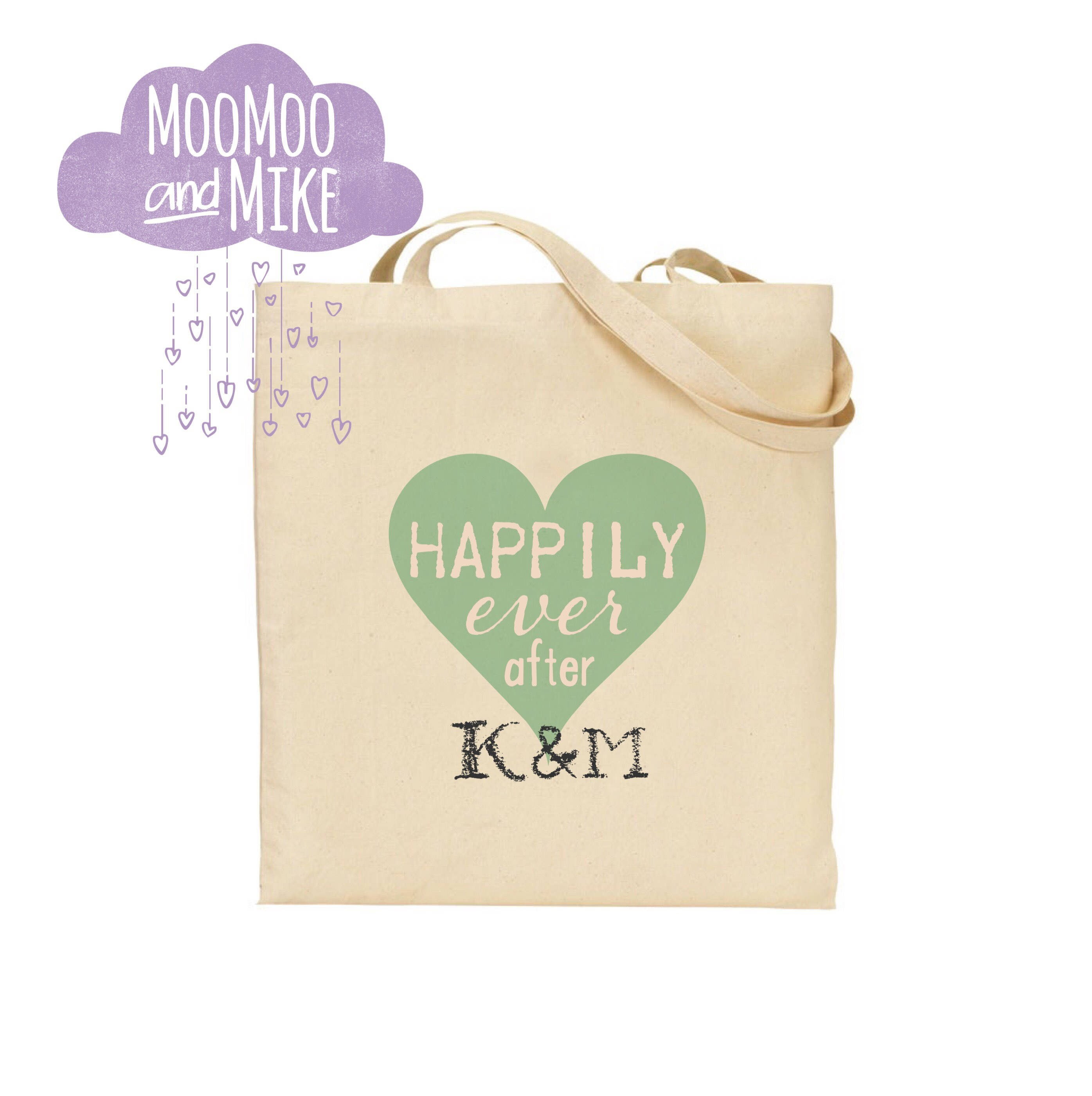 Personalised tote bags | Bride\'s bag | Wedding | Favours | Hen party ...