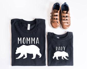 Momma & Baby Bear Vinyl Set