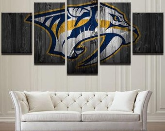 Nashville 5pc Canvas Set