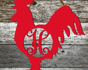 Rooster Letter-Free Shipping - Fast Shipping-