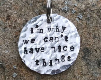 ATTITUDE TAGS for dogs