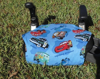 CARS  toddler booster seat cover--booster seat not included