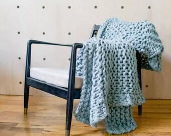 Custom Jumbo Throw Blanket