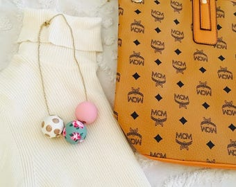 The Lilly Collection Bauble Necklace