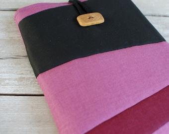 iPad Sleeve Case/ padded sleeve for iPad/ cotton