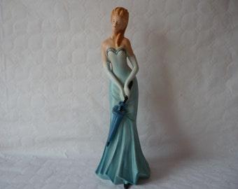 Woman ceramic