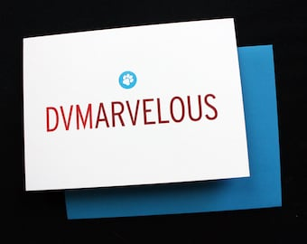 Doctor of Veterinary Medicine (DVM) Card