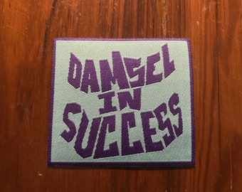 Damsel in Success Patch