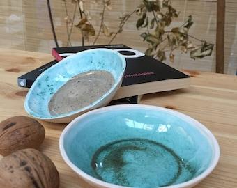 Ceramic Snack Plate