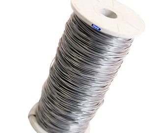 "Iron Binding Wire For Soldering  0.016""/0.40mm Jewelry Repair Tool WA 914-217"