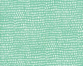 Big Sky Dot in Azure,  Annie Brady, 100% Cotton, Moda Fabrics, 16706 14