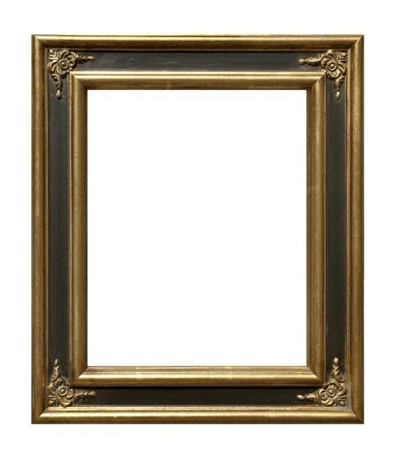 Large Gold Black Ornate Frames Picture Frames Baroque Wedding