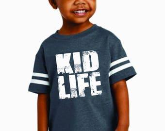 KID LIFE shirt, brother shirt, bro tee shirts, brother t-shirt, brother t-shirts, sibling shirts, lil bro shirt, big bro shirt