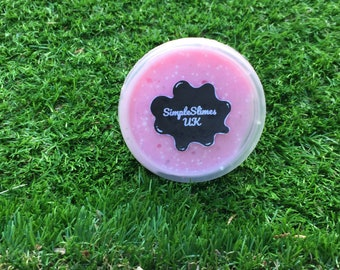 4oz Unscented Pink Fizz Slime