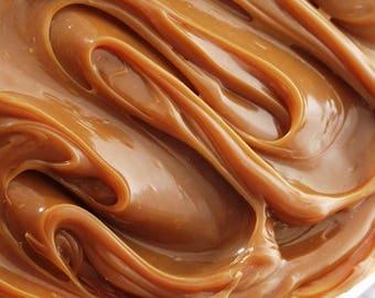 Fragrance Oil CARAMEL MELTS Sticky Gooey Sweet Caramel Fragrance Oil - Dessert Bakery Fragrances - Caramel Fragrances - Phthalate Free
