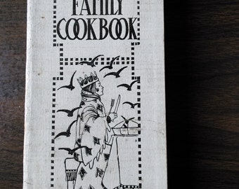 1906 Good Housekeeping Family Cook Book