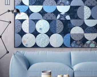 Bowls Quilt Pattern