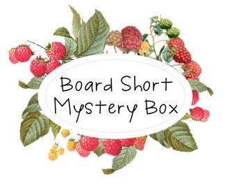 Board Short Fabrics Mystery Box