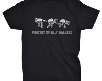 Ministry Of Silly Walkers T-shirt