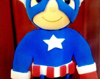 Marvel inspired pens // Thor // Captain America // Spiderman // Hulk // Iron Man