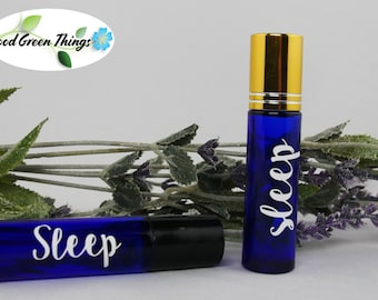 All-Natural Essential Oil Roll-On for Sleeping