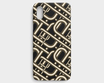 Hard Wired' iPhone X case