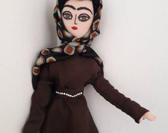 Armenian inspired doll