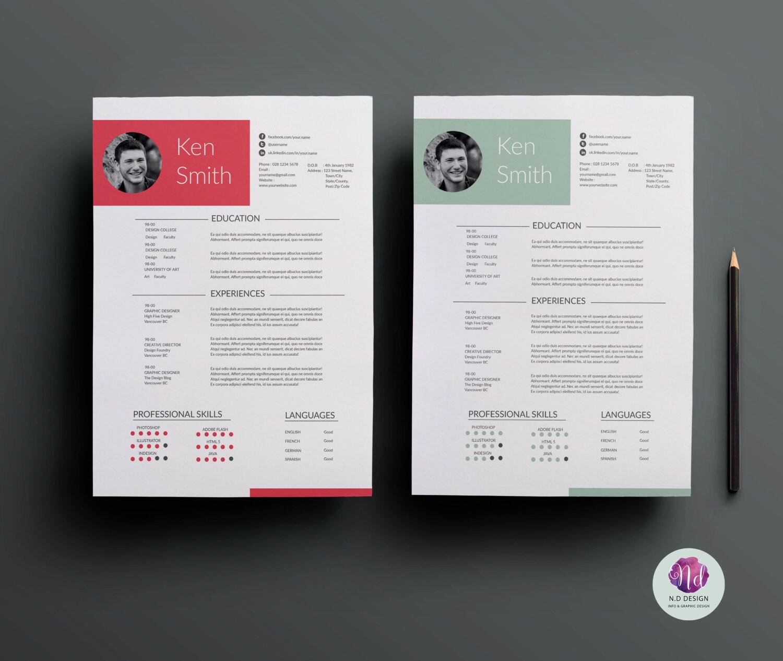 Único Reanudar La Plantilla De Carta Patrón - Ejemplo De Currículum ...